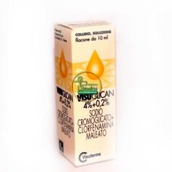 Visuglican collirio 10 ml