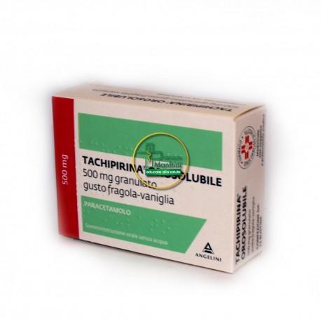 Tachipirina orosolubile 500 mg 12 buste