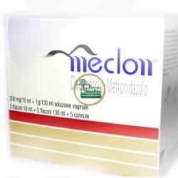 Meclon soluzione vaginale 5 flaconi