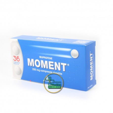 Moment 200mg Ibuprofene 36 Compresse