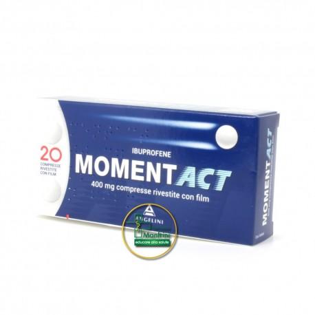 MomentACT 400mg Ibuprofene 20 Compresse Rivestite