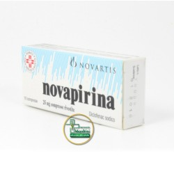 Novapirina 25mg 10 Compresse Rivestite