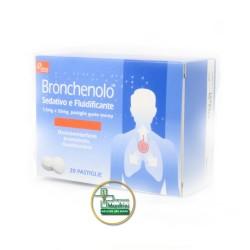Bronchenolo 20 Pastiglie Da Sciogliere