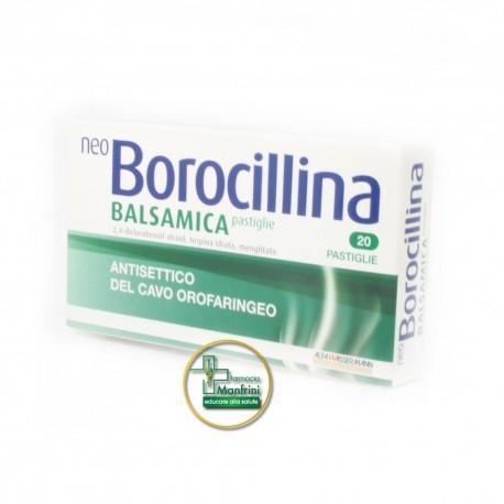 NeoBorocillina Balsamica 20 Pastiglie