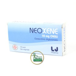 Neoxene 10mg 10 Ovuli Vaginali