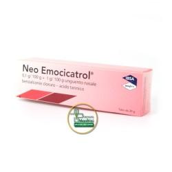 Neo Emocicatrol 0,1g/100g + 1g/100g Unguento Nasale