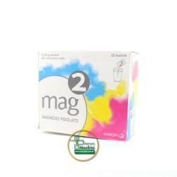 Mag 2 2,25g Polvere Per Soluzione Orale 20 Bustine