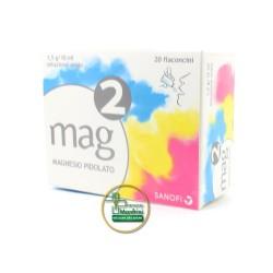 Mag 2 1,5g Soluzione Orale 20 Flaconcini Da 10ml