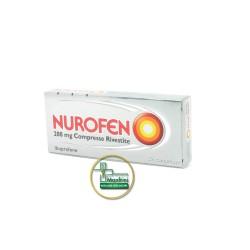 Nurofen Ibuprofene 200mg 12 Compresse Rivestite