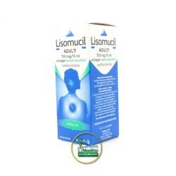 Lisomucil Tosse Sedativo Sciroppo 15mg/5ml 100ml
