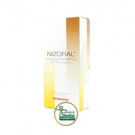 Nizoral 20mg/g Shampoo 80g