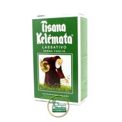 Kelémata Tisana Kelemata Erbe Soluzione Orale Trattamento Stitichezza Occasionale Scatola 80g
