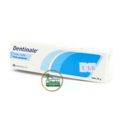 Dentinale 0,5%+0,5% Pasta Gengivale Tubo 25g
