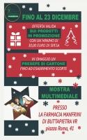 Omaggio di buone feste fino al 23 dicembre